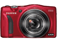 Fujifilm FinePix F800EXR Camera
