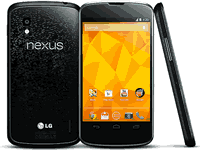 LG LGE960 Nexus 4 Smartphone Manuals