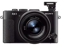 Sony DSC-RX1 Digital Camera Manual