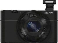 Sony DSC-RX100 Digital Camera Manuals