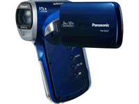 Panasonic HX-WA20/WA2/DC2 Camcorder