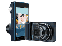 Samsung EK-GC120 Camera Manual