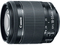 Canon EF-S 18-55mm f/3.5-5.6 IS STM Lens Instructions