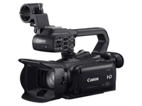 Canon XA20/XA25 Camcorder Instruction Manual