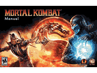 Mortal Kombat Xbox 360 and PS3 Manuals