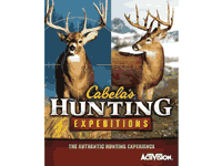 Cabela's Hunting Expeditions Manuals