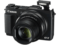 Canon PowerShot G1 X Mark II Camera Manuals