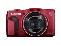 Canon PowerShot SX700 HS Camera Manuals