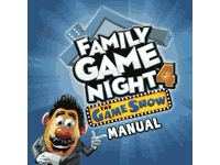 Hasbro Family Game Night 4: The Game Show Manuals