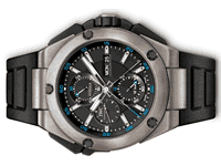IWC Ingenieur Double Chronograph Titanium Watch Manual