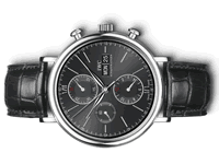 IWC Portofino Chronograph Watch Manual
