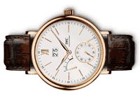 IWC Portofino Hand-Wound Big Date Watch Manual