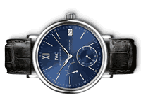 IWC Portofino Hand-Wound Eight Days Watch Manual