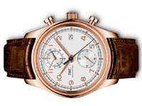 IWC Portuguese Chronograph Classic Watch Manual