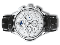 IWC Portuguese Grande Complication Watch Manual
