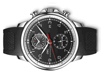 IWC Portuguese Yacht Club Chronograph Watch Manual