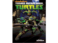 Teenage Mutant Ninja Turtles Manuals