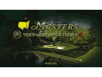 Tiger Woods PGA Tour 12: The Masters Manuals