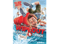 Wipeout Create & Crash Manuals