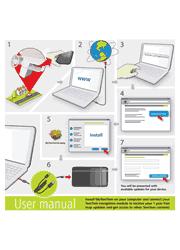 Sony XNV series MyTomTom Quick Start Guide Screenshot