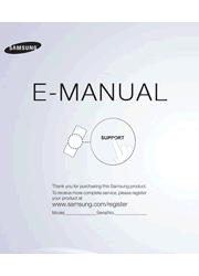 Samsung UN60ES6150F/UN50ES6150F/UN46ES6150F/UN40ES6150F User Manual Screenshot