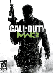 Call of Duty: Modern Warfare 3 PS3 Manual Screenshot