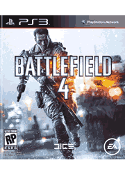 Battlefield 4 PS3 User Manual Screenshot