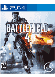 Battlefield 4 PS4 User Manual Screenshot