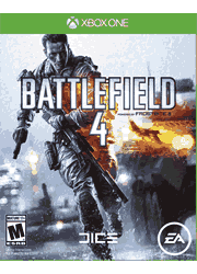 Battlefield 4 Xbox One User Manual Screenshot