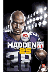 Madden NFL 25 PS4 User Manual Screenshot