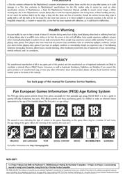 FIFA 14 PS2 Manual Screenshot
