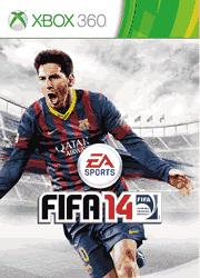 FIFA 14 Xbox 360 Manual Screenshot