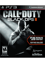 Call of Duty: Black Ops II PS3 Manual Screenshot