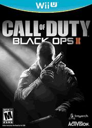 Call of Duty: Black Ops II Wii U Manual Screenshot