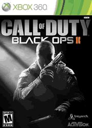 Call of Duty: Black Ops II Xbox 360 Manual Screenshot