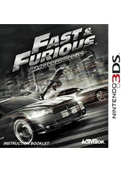 Fast & Furious: Showdown Nintendo 3DS Instruction Booklet Screenshot