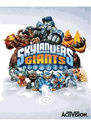 Skylanders Giants PS3 Manual Screenshot