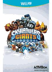 Skylanders Giants Wii U Instruction Booklet Screenshot