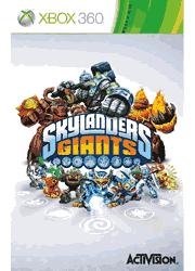 Skylanders Giants Xbox 360 Manual Screenshot