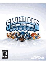 Skylanders Spyro\'s Adventure PS3 Manual Screenshot