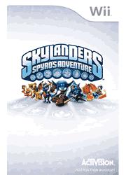 Skylanders Spyro\'s Adventure Wii Instruction Booklet Screenshot