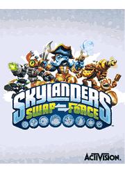 Skylanders SWAP Force PS4 Manual Screenshot