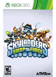 Skylanders SWAP Force Xbox 360 Manual Screenshot