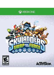 Skylanders SWAP Force Xbox One Manual Screenshot