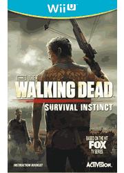 The Walking Dead: Survival Instinct Wii U Instruction Booklet Screenshot