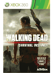 The Walking Dead: Survival Instinct Xbox 360 Manual Screenshot