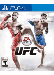 UFC PS4 Manual Screenshot