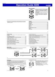 Casio GA201BA-1A Watch Operation Guide 5229 Screenshot